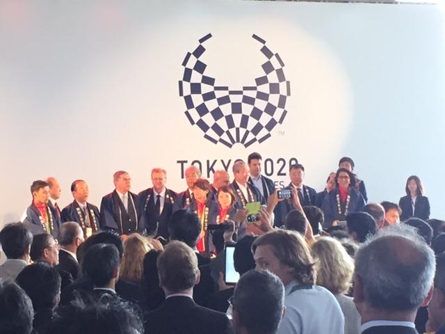 リオ五輪開催中に行われた東京大会のイベント